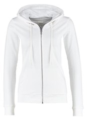 Zalando Essentials Tracksuit Top White
