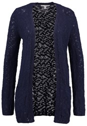 Tom Tailor Denim Cardigan Real Navy Blue Dark Blue