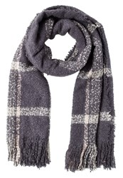 Only Onlmulit Scarf Grey