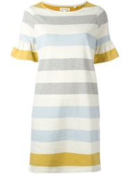 Chinti And Parker Flared Sleeve Shift Dress