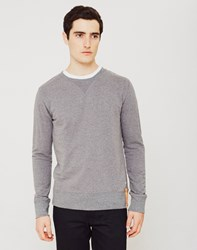 Nudie Jeans Co Sven Light Sweatshirt Grey
