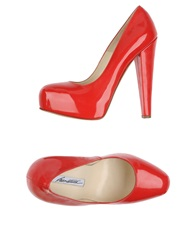 Brian Atwood Pumps Red