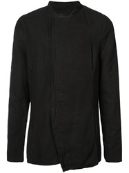 Lost And Found Ria Dunn Concealed Front Jacket Black