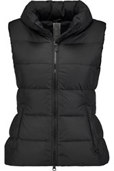 Add Quilted Shell Gilet Black
