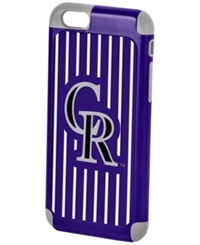 Forever Collectibles Colorado Rockies Iphone 6 Case Purple