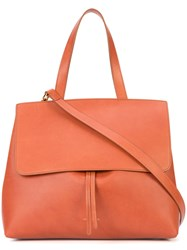 Mansur Gavriel Lady Bag Brown