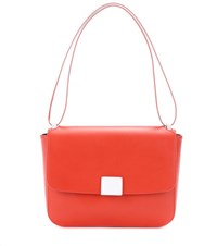Golden Goose Leather Shoulder Bag Red