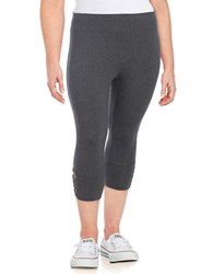 Marc New York Athletic Capri Stretch Leggings