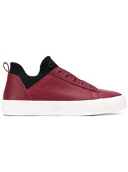 Calvin Klein 205W39nyc Slip On Sneakers Red