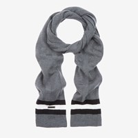 Bally Trainspotting Scarf Grey