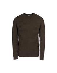 Carven Sweaters Military Green