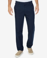 Nautica Classic Fit Lightweight Pants Navy