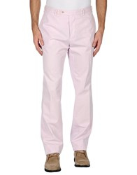 Mabitex Trousers Casual Trousers Men Light Pink