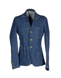 Roberto Pepe Denim Denim Outerwear Men
