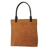 O My Bag Posh Stacey Midi Eco Camel Bag
