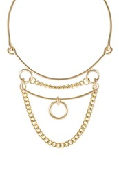 Bcbgmaxazria Necklace Goldcoloured