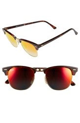 Women's Ray Ban 'Clubmaster' 51Mm Sunglasses Nordstrom Exclusive