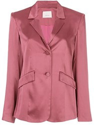 Cinq A Sept Kika Satin Jacket 60