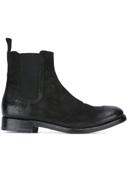 The Last Conspiracy Chelsea Ankle Boots Black