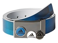 Adidas Ball Marker Printed Belt Stone Shock Blue Men's Belts