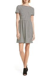 Kate Spade Women's New York Stripe Ponte Dress