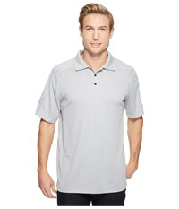 Ariat Ac Polo Silver Lining Men's Clothing Gray