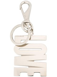 Givenchy Love Keyring Metallic