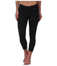 Columbia Luminescence Capri Black Women's Capri
