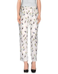 Cutie Trousers Casual Trousers Women White