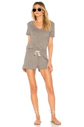 N Philanthropy Breeze Romper Grey