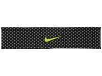 Nike Dri Fit 360 Headband Black Volt Athletic Sports Equipment