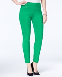 Xoxo Juniors' Pull On Skinny Pants Green
