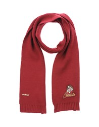 Atelier Fixdesign Accessories Oblong Scarves Women Garnet
