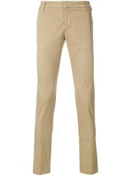 Entre Amis Classic Chinos Brown