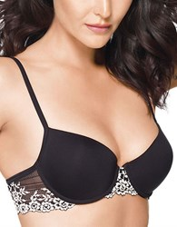Wacoal Embrace Lace Petite Pushup Bra Black