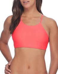 Body Glove Smoothies Solid Elena Cropped Top Vivo