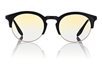 Barton Perreira Griffin Sunglasses Yellow