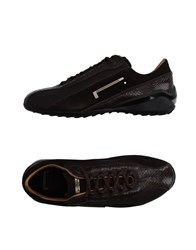 Pirelli Pzero Footwear Low Tops And Sneakers Dark Brown