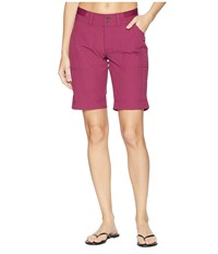 Aventura Clothing Shiloh Shorts Violet Quartz Purple