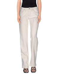 Jaggy Jeans Beige