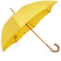 London Undercover City Lux Umbrella Yellow