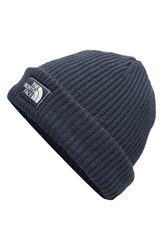 The North Face Men's 'Salty Dog' Beanie Blue Urban Navy