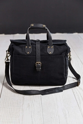 United By Blue Lakeland Laptop Messenger Bag Black