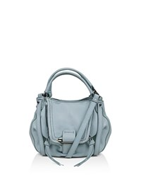 Kooba Mini Jonnie Crossbody Ocean Gunmetal