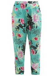 Billabong Trousers Jade Turquoise