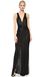 Parker Monarch Gown Black