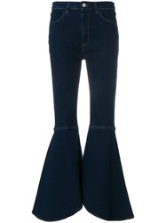 Pinko Flared Jeans Blue