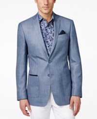 Tallia Men's Big And Tall Valecheta Sports Coat