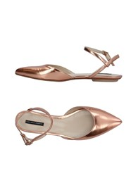 Liviana Conti Sandals Copper