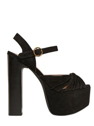 Jeffrey Campbell 155Mm Donnas Suede Sandals
